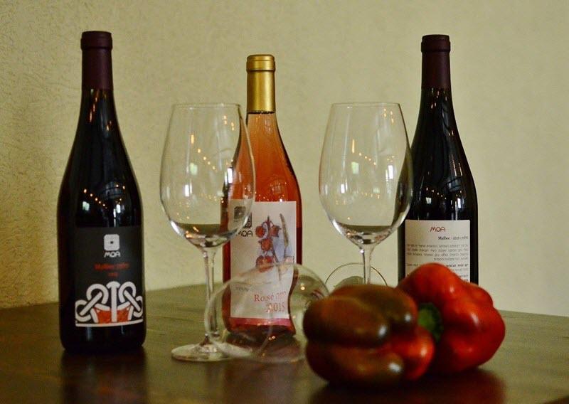 יינות יקב מואה